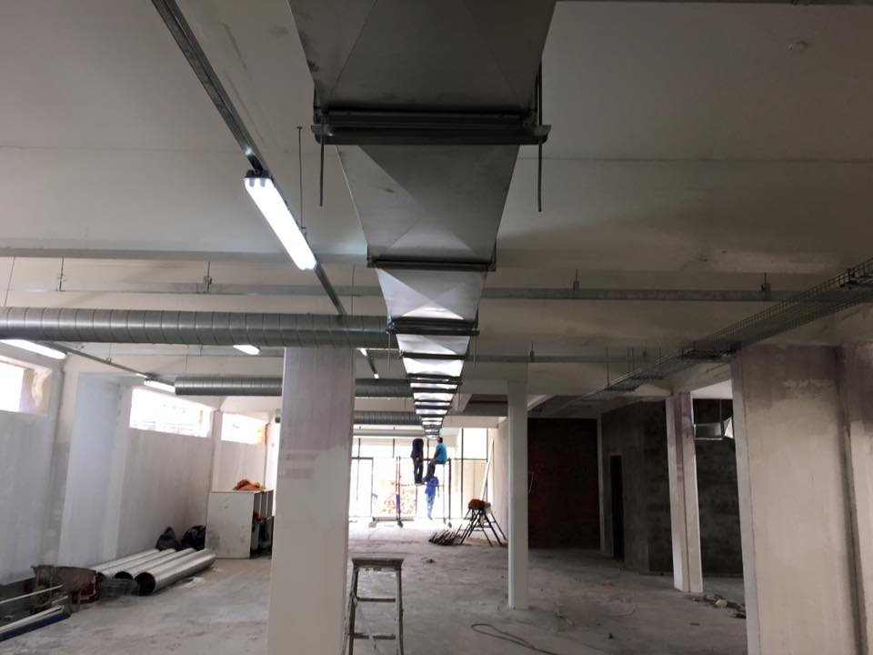 Cape Town Airconditioning Ventilation System in Brickfield